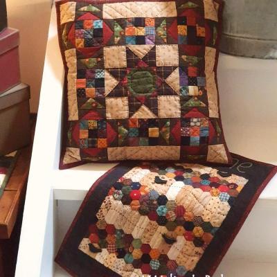 Mini Quilts 15
