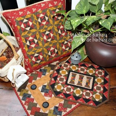 Mini Quilts 14