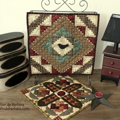 Mini Quilts 18