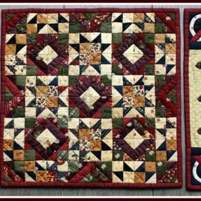 Mini Quilts 5