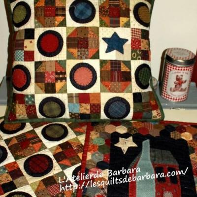 Mini Quilts 6