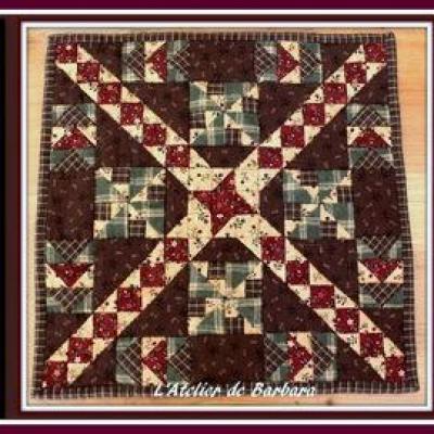 Mini Quilts 4