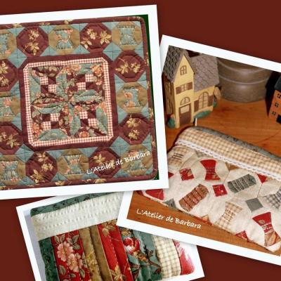 Mini Quilts B